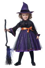 Picture of Hocus Pocus Witch Toddler Costume