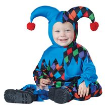 Picture of Lil' Colorful Jester Infant Costume