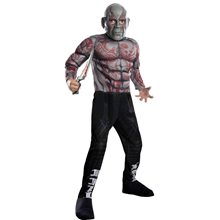 Picture of Guardians of the Galaxy Drax the Destroyer Child Costume