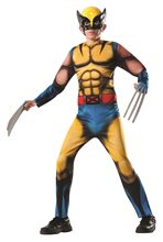 Picture of Wolverine Deluxe Child Costume
