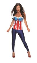 Picture of American Dream Adult Womens Corset