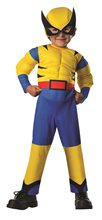Picture of Wolverine Deluxe Toddler Costume