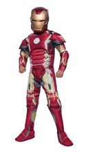 Picture of Avengers 2: Age of Ultron Deluxe Iron Man Child Costume