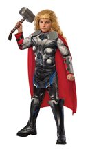 Picture of Avengers 2: Age of Ultron Deluxe Thor Child Costume