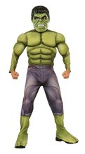 Picture of Avengers 2: Age of Ultron Deluxe Hulk Child Costume