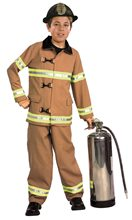 Picture of Firefighter Child Costume