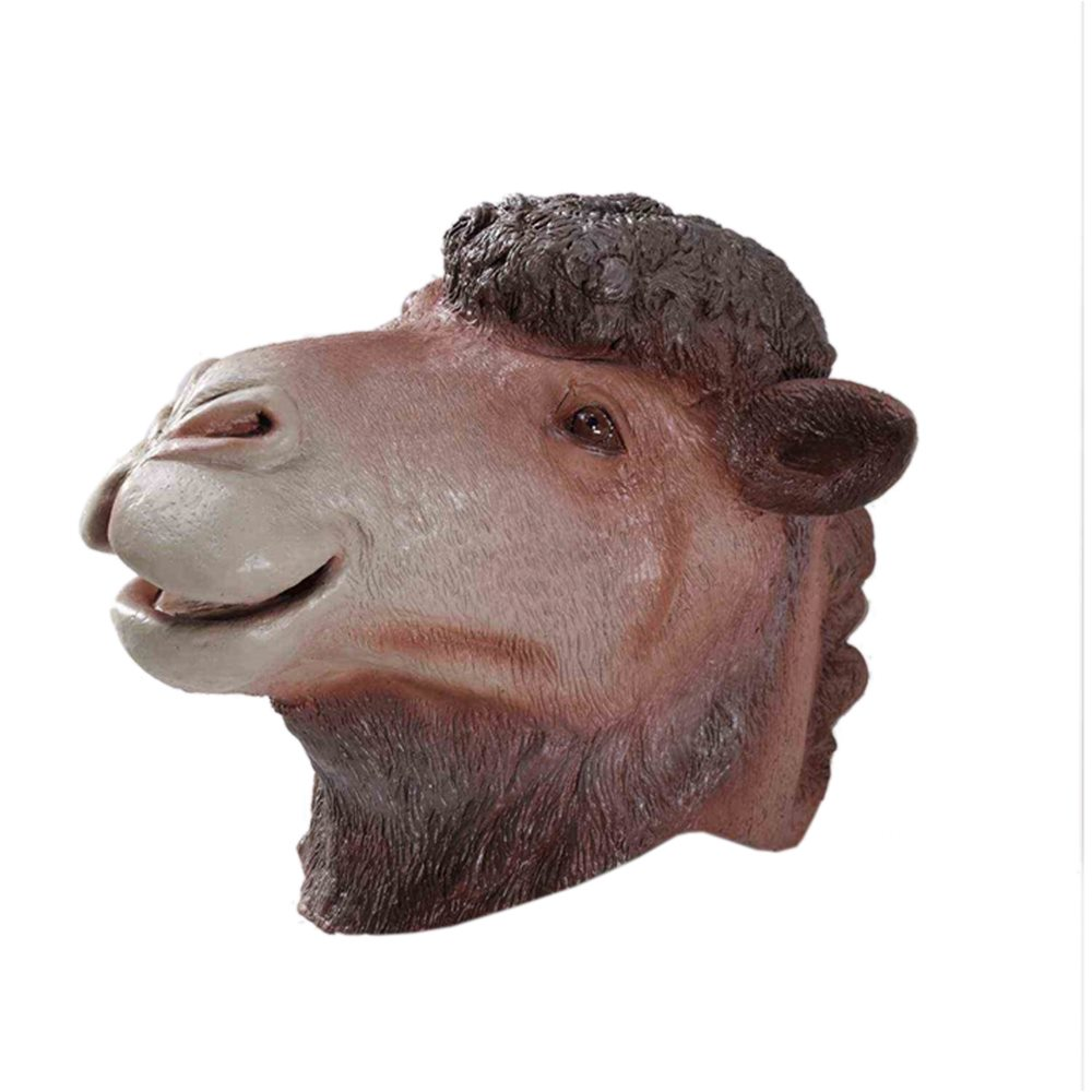 Picture of Camel Deluxe Latex Mask