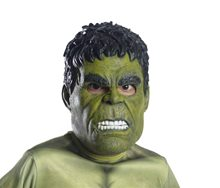Picture of Avengers 2: Age of Ultron Hulk 3/4 Child Mask