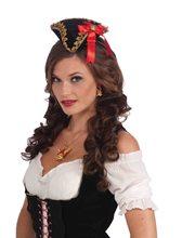 Picture of Buccaneer Beauty Mini Hat
