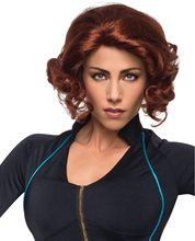 Picture of Avengers 2 Age of Ultron Black Widow Adult Wig