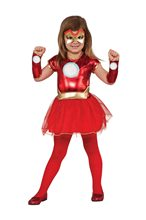 Picture of Iron Girl Rescue Child Costume