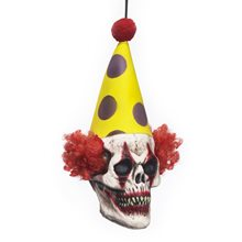 Picture of Severed Hanging Clown Head