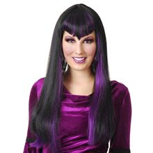 Picture of Gothic Vampira Wig (More Colors)