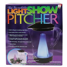 Picture of LED Light Show Pitcher