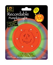 Picture of Recordable Pumpkin Light