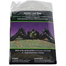 Picture of Spider Leaf Bag Decoration