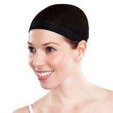 Picture of Black Wig Cap