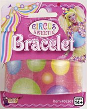 Picture of Circus Sweetie Polka Dot Cuff Bracelet