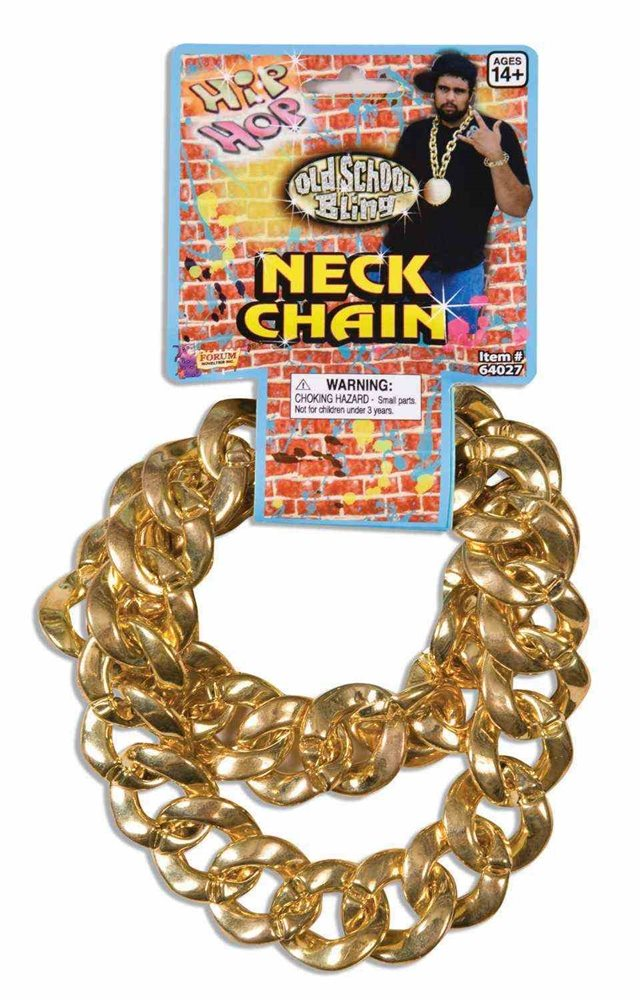 Picture of 80s Big Link Necklace Chain (More Styles)
