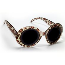 Picture of Retro Rock Leopard Sunglasses