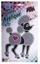Picture of 50s Poodle Applique