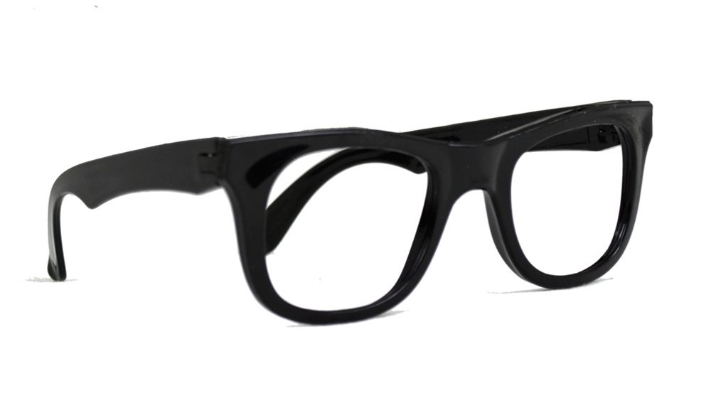 Picture of Black Frame Glasses