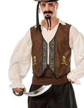 Picture of Buccaneer Adult Mens Vest