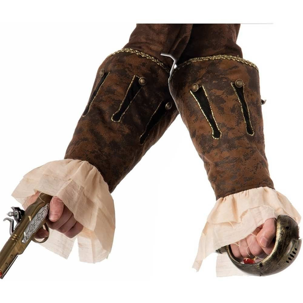 Picture of Buccaneer Male Wrist Cuffs