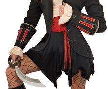 Picture of Buccaneer Female Wrist Cuffs