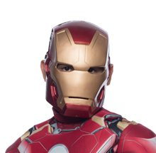 Picture of Avengers 2: Age of Ultron Iron Man Mark 43 Child Half Mask