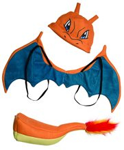 Picture of Pokemon Charizard Child Costume Kit
