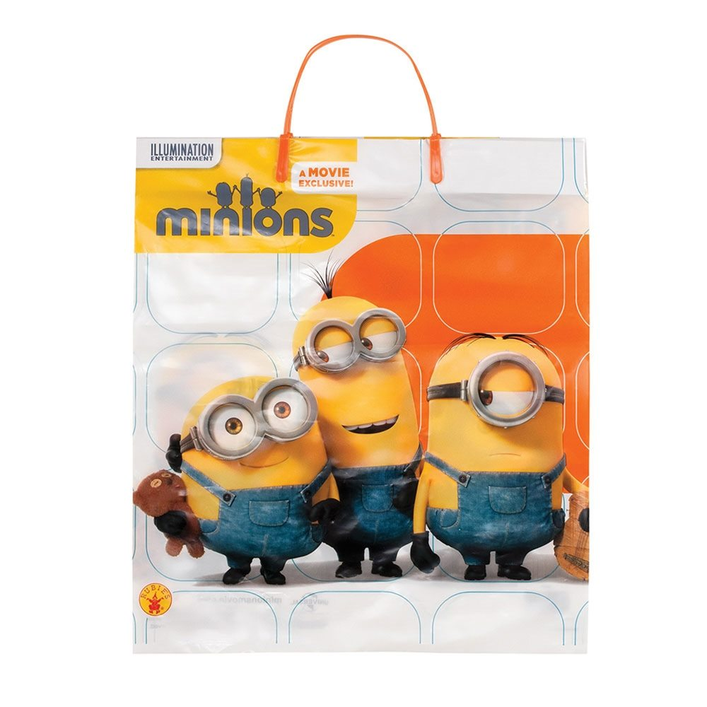 Picture of Minion Trick or Treat Bag
