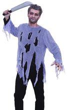 Picture of Gauze Zombie Adult Unisex Shirt