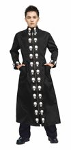 Picture of Skull Duster Teen Coat