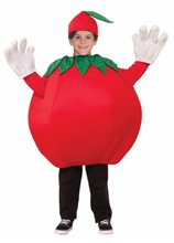 Picture of Tomato Child Costume