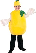 Picture of Lemon Child Costume