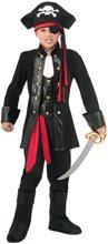 Picture of Seven Seas Pirate Child Costume