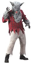 Picture of Silver Werewolf Adult Mens Costume