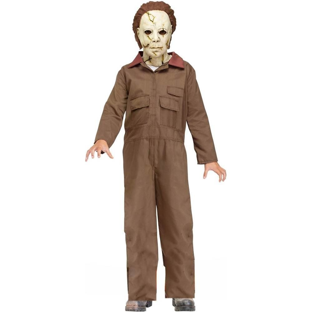 Picture of Rob Zombie Michael Myers Boilersuit Child Costume