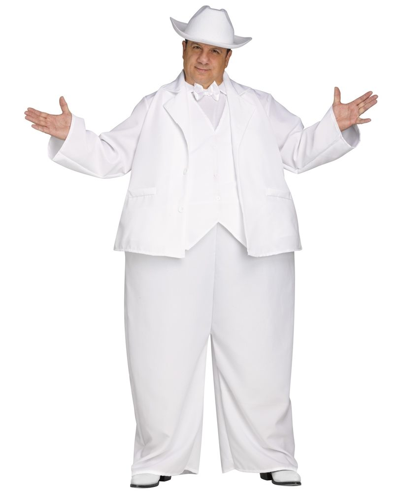 Picture of Dukes of Hazzard Boss Hogg Adult Mens Costume