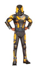Picture of Marvel Deluxe Yellowjacket Child Costume