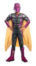 Picture of Avengers 2: Age of Ultron Deluxe Vision Child Costume