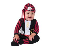 Picture of Pirate Boy Infant Costume