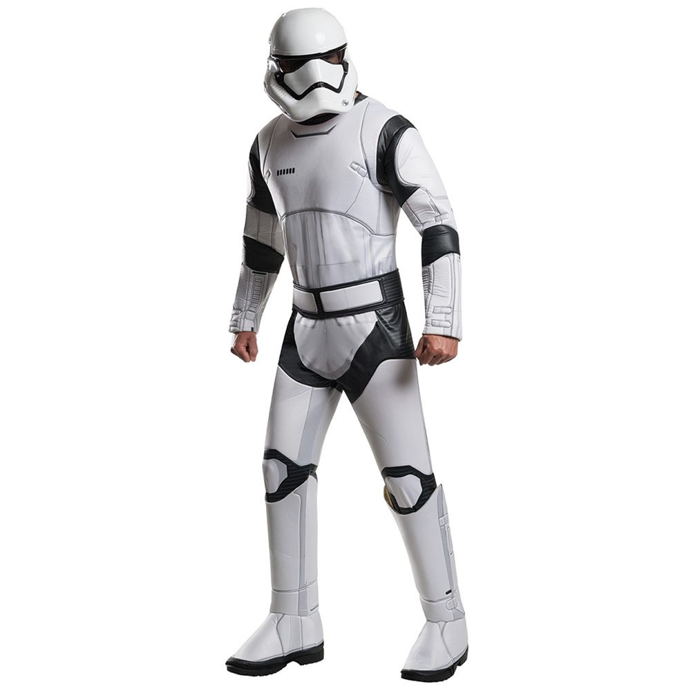 Picture of Star Wars The Force Awakens Deluxe Stormtrooper Adult Mens Costume