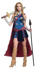 Picture of Clash of Clans Valkyrie Adult Womens Costume