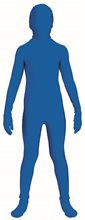 Picture of Disappearing Man Solid Color Teen Bodysuit (More Colors)