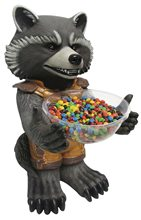 Picture of Rocket Raccoon Candy Bowl Holder