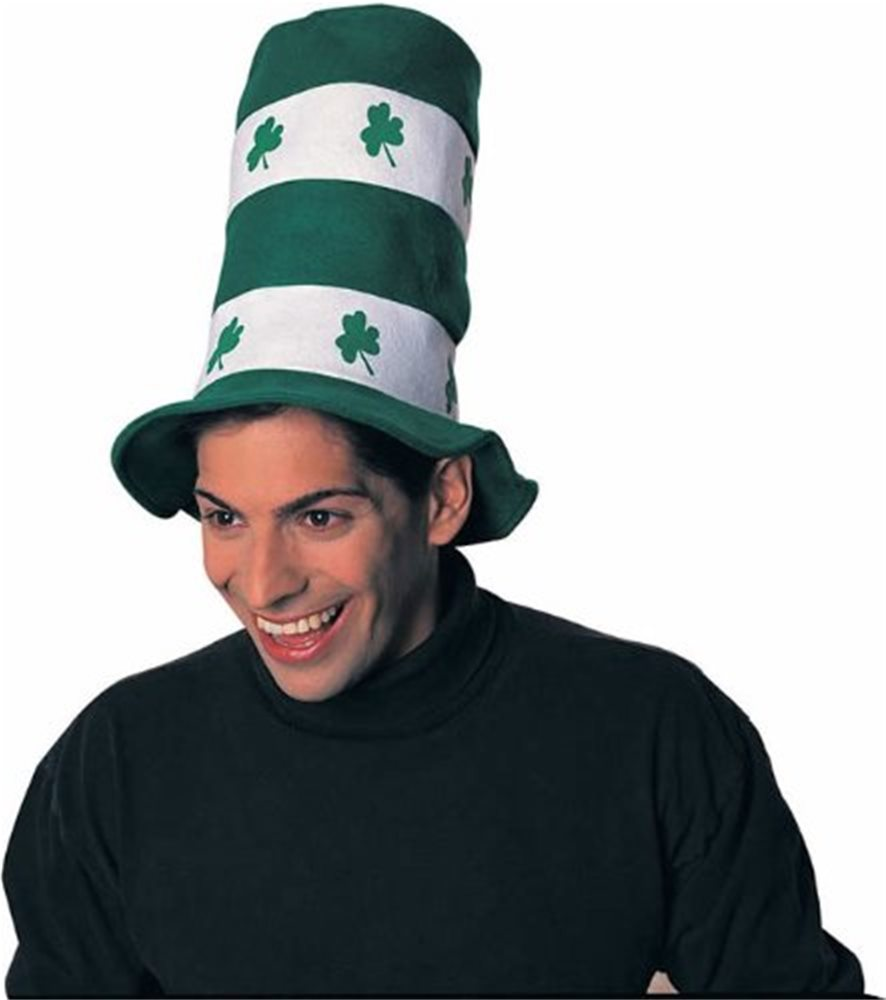 Picture of St. Patricks Stove Top Hat