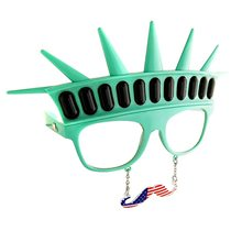 Picture of Statue of Liberty Moustache Glasses