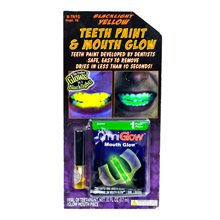 Picture of Black Light Teeth Paint